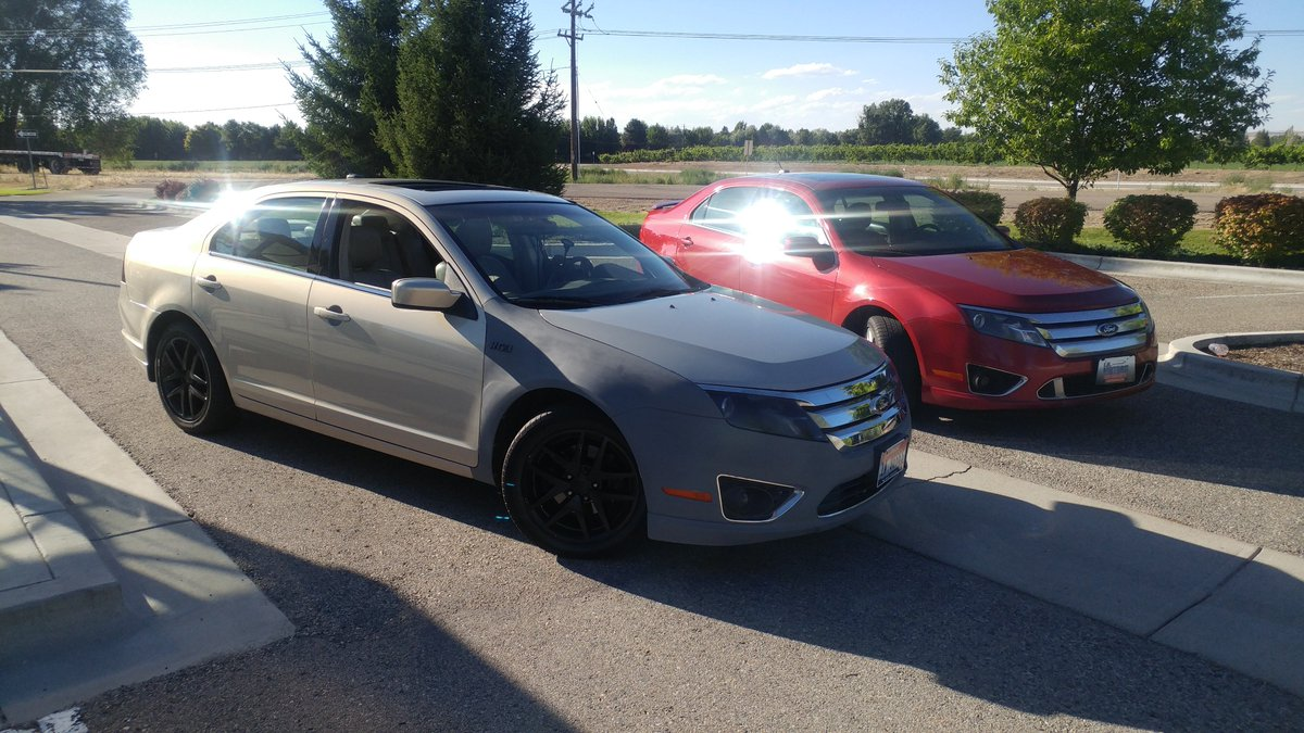 Fordfusion Club On Twitter Both Owners Cars Rg Aios Fordfusionclub Https T Co Rxaglccpn5 Bkgtqflpvt