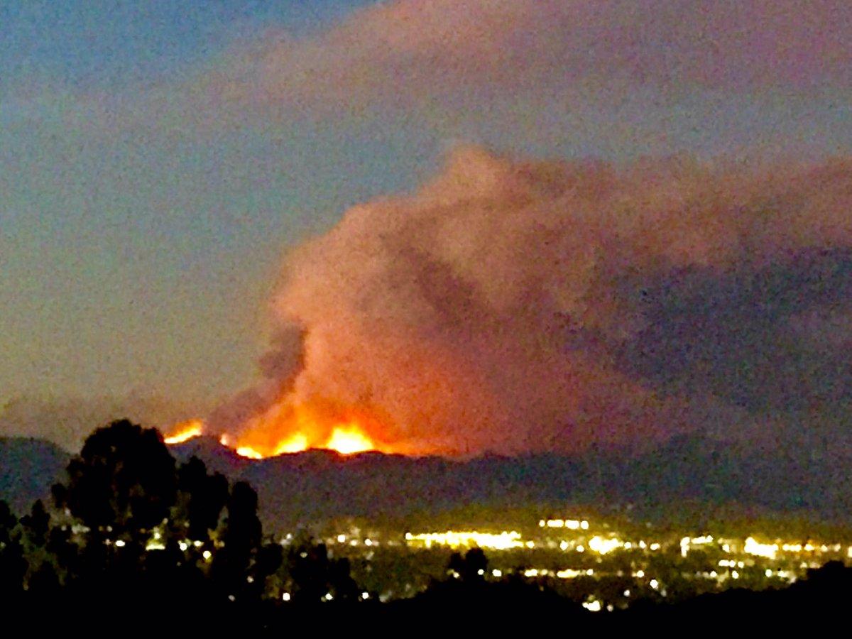 #sandfire from #Topanga https://t.co/TmCHDbsXf3
