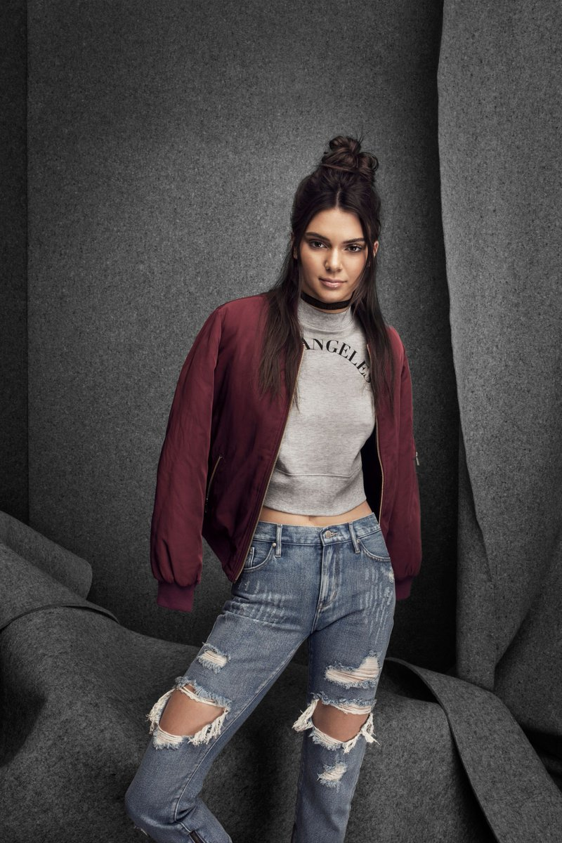 Kendall And Kylie Pacsun Back To School