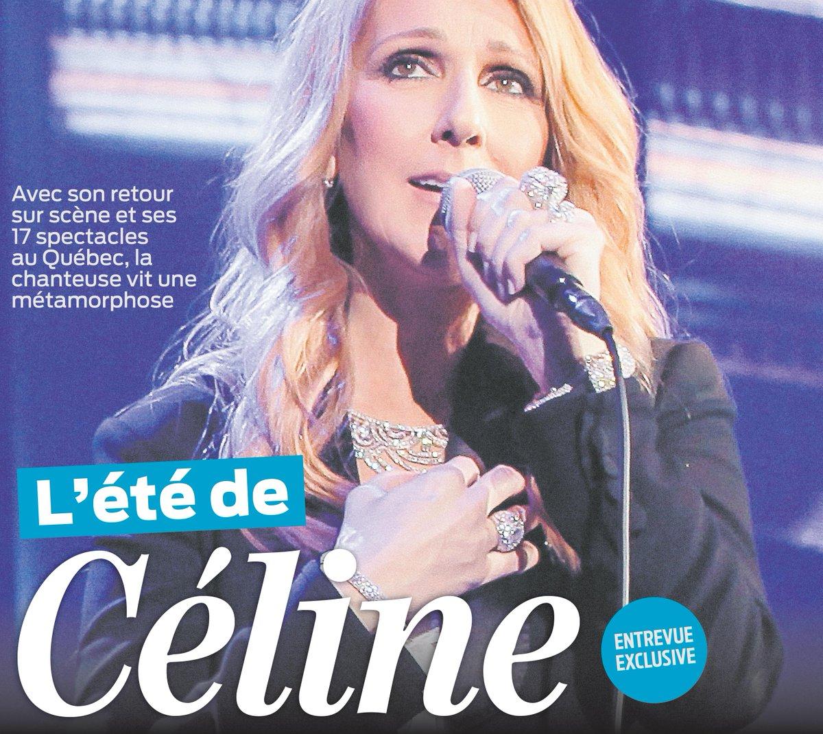 «Je veux être encore plus vivante qu'avant» - Céline Dion en entrevue exclusive