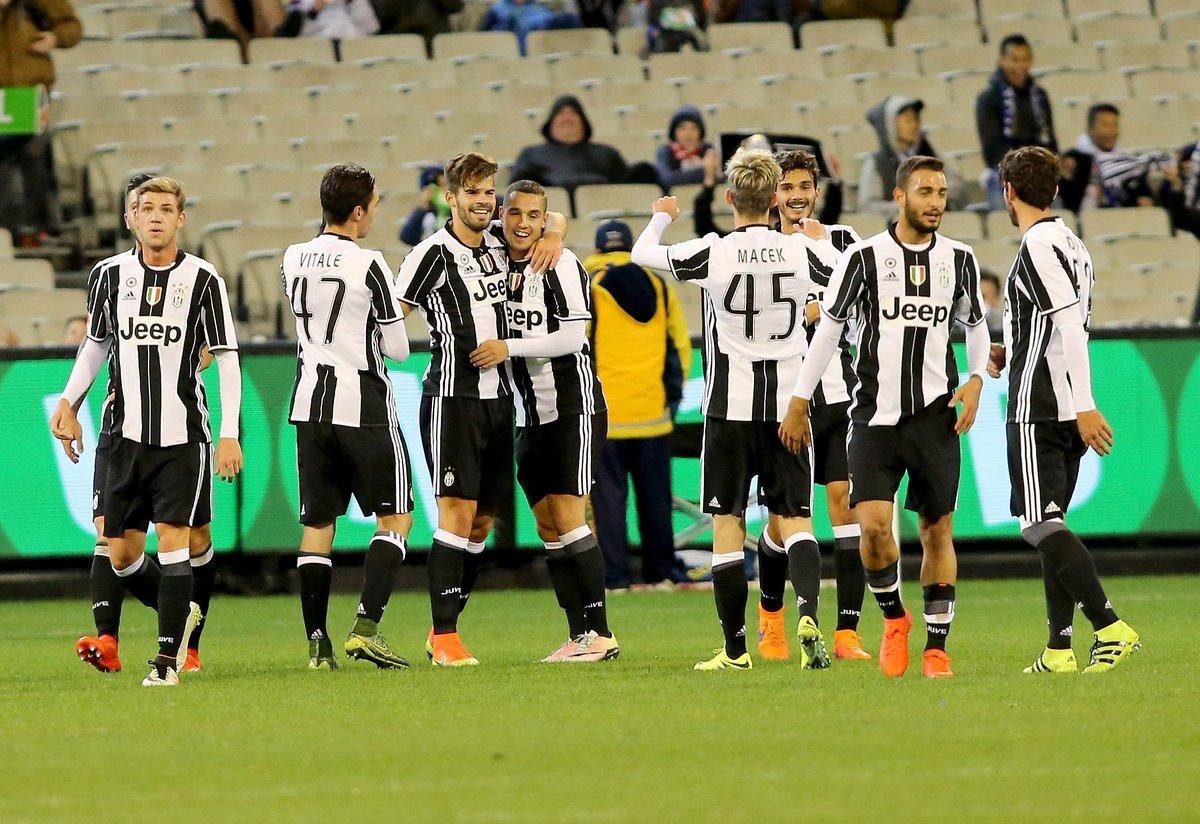 Juventus Melbourne 4-5, calci di rigore fatali nel 1° test in Australia