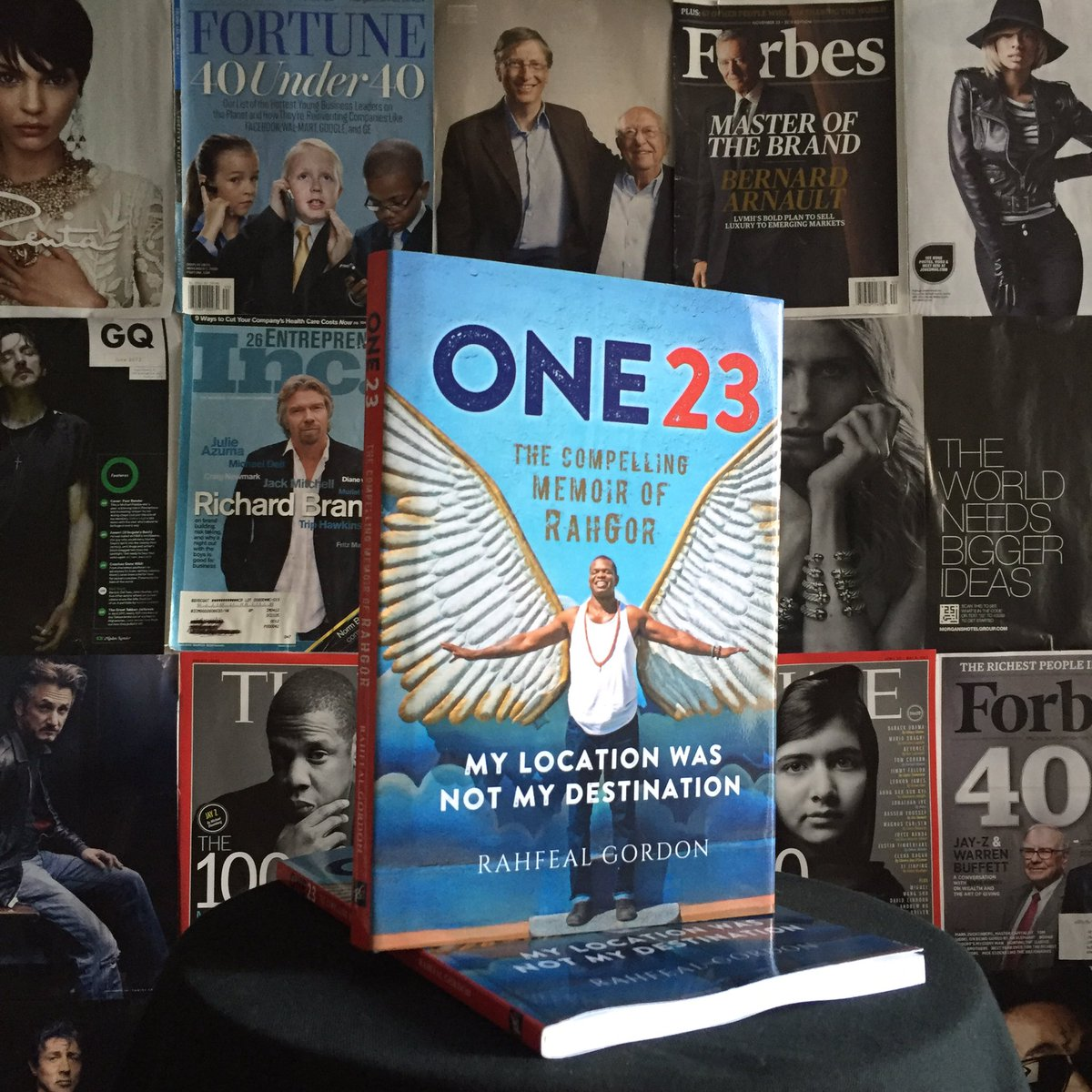 One23 is now AVAILABLE worldwide! Pick up your copy today!  https://t.co/gn7ihMyvEl + https://t.co/V2N9yVklUu https://t.co/rfNZBu2Ekq