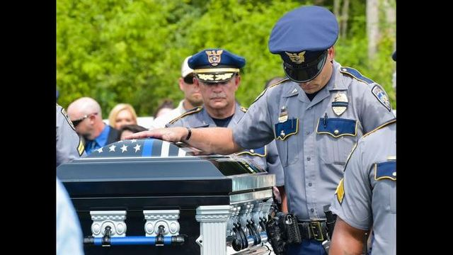 'End of watch came too soon' for Baton Rouge Police officer