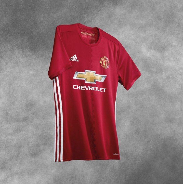 camiseta original del manchester united