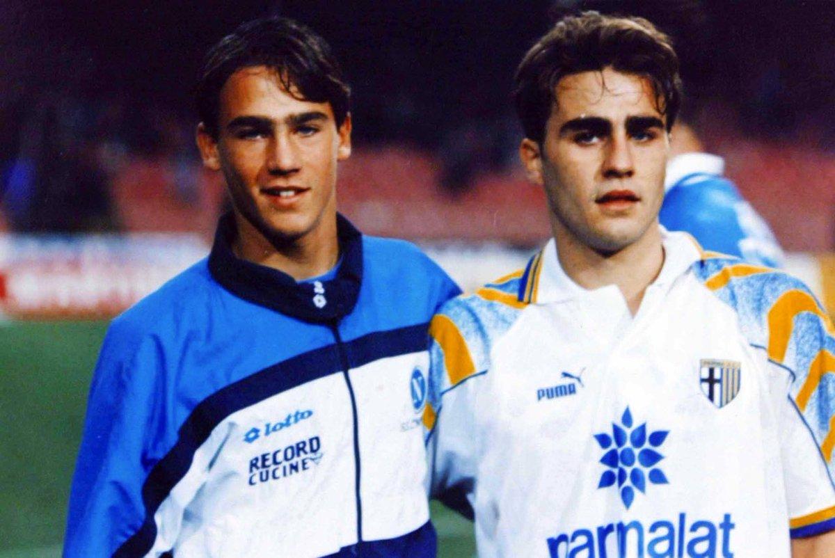 """s of Football on Twitter """"Paolo & Fabio Cannavaro"""