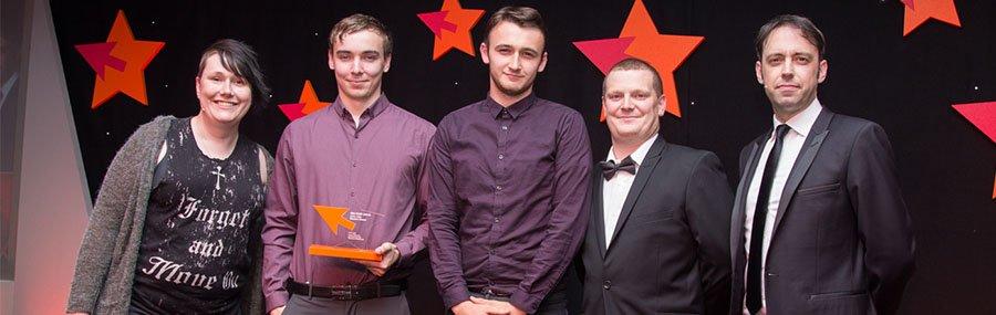UCLan students win regional digital industry competition https://t.co/1XZAPAjbgn https://t.co/xq6u4mAqvf