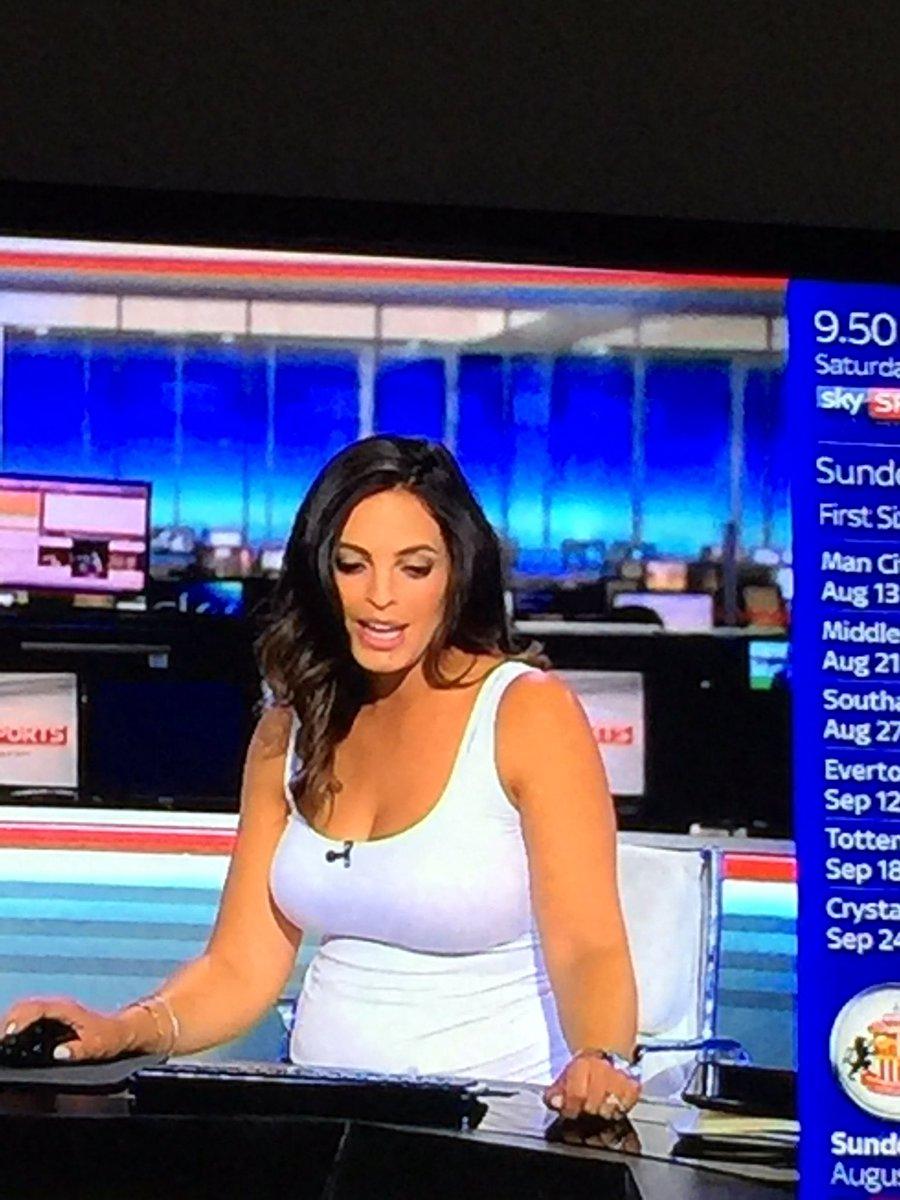 boobs on tv