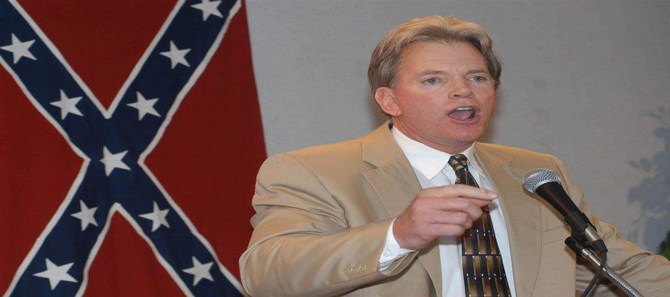 Former KKK leader David Duke has his eye set on a senate seat.