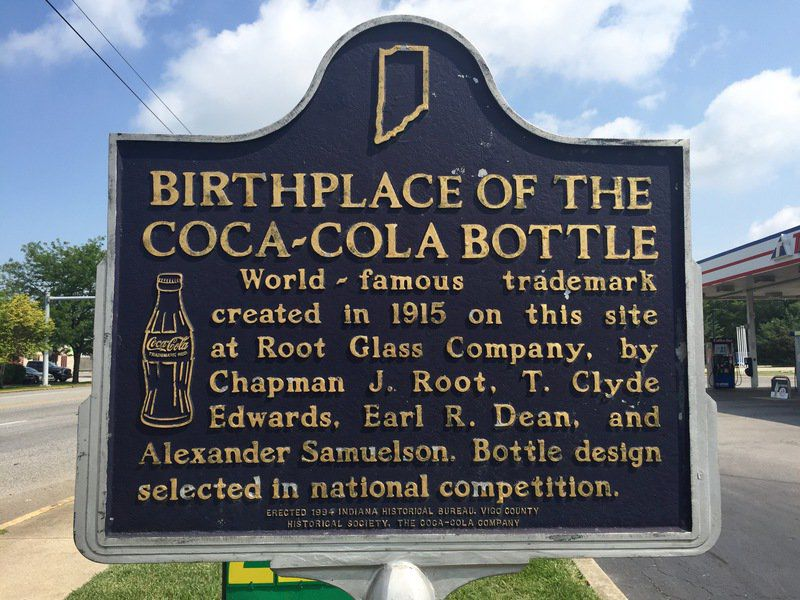 Did you know the iconic Coke bottle was born in Indiana? Here's the fizzy truth.