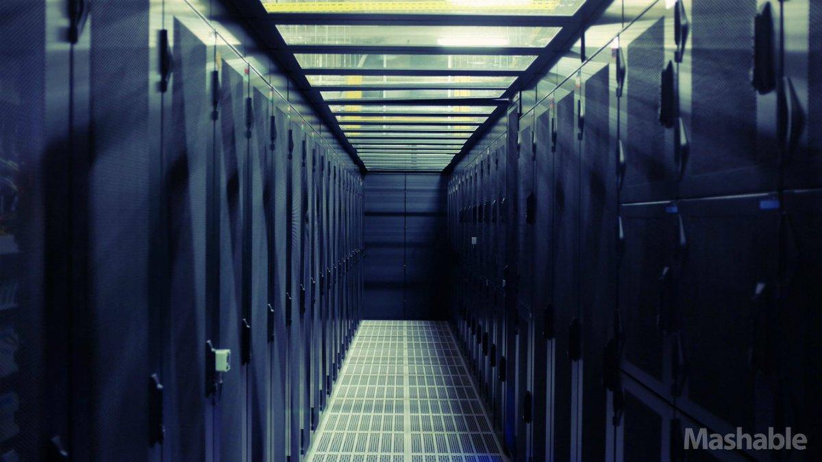 On a visité le data center de Qwant, le moteur de recherche anonyme qui veut contrer Google https://t.co/3rq6LmqdGf https://t.co/BYAjm0rCRH