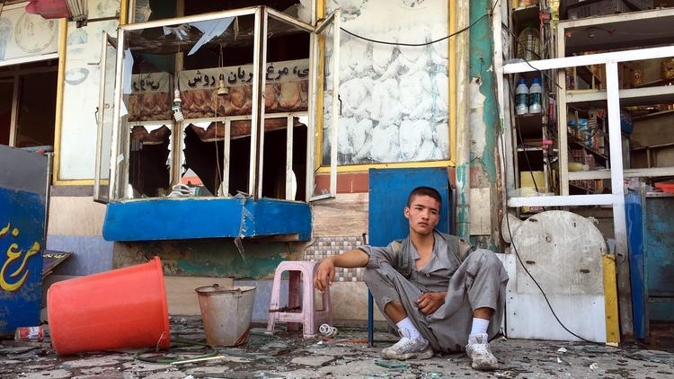 Kabul suicide attack death toll continues to climb: At least 80 dead and 231 wounded