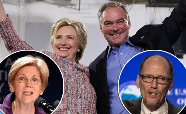 @ShaunKing: @timkaine pick shows that progressives aren't welcomed in the Democratic Party