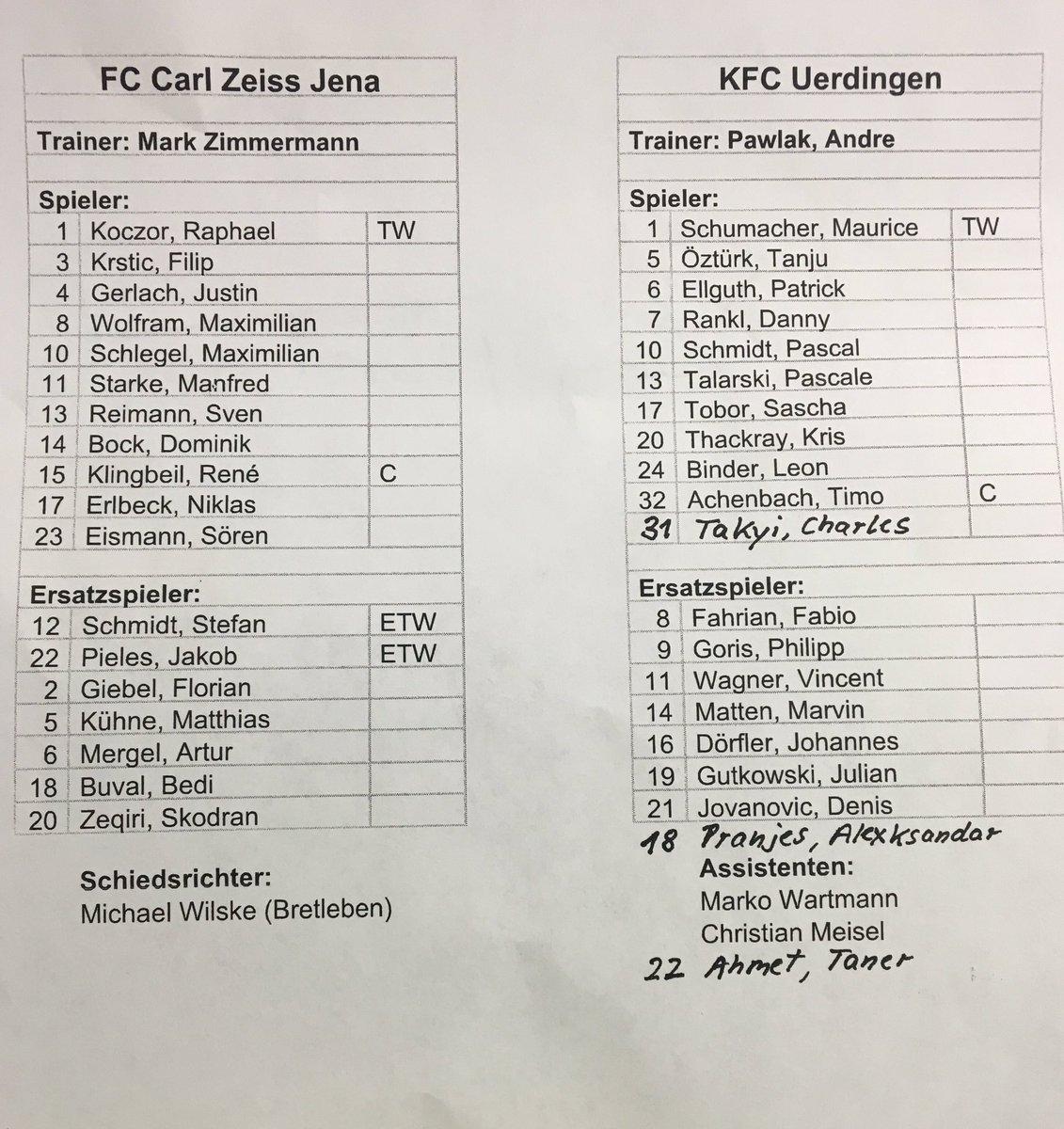 FC Carl Zeiss Jena (@fccarlzeissjena) | Twitter