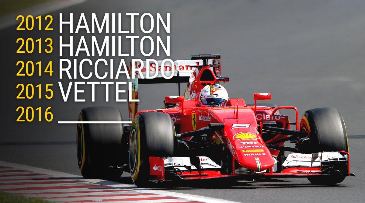 Ungheria GP F1 2016: Rosberg davanti a Hamilton sulla griglia, info Diretta Streaming Video Live