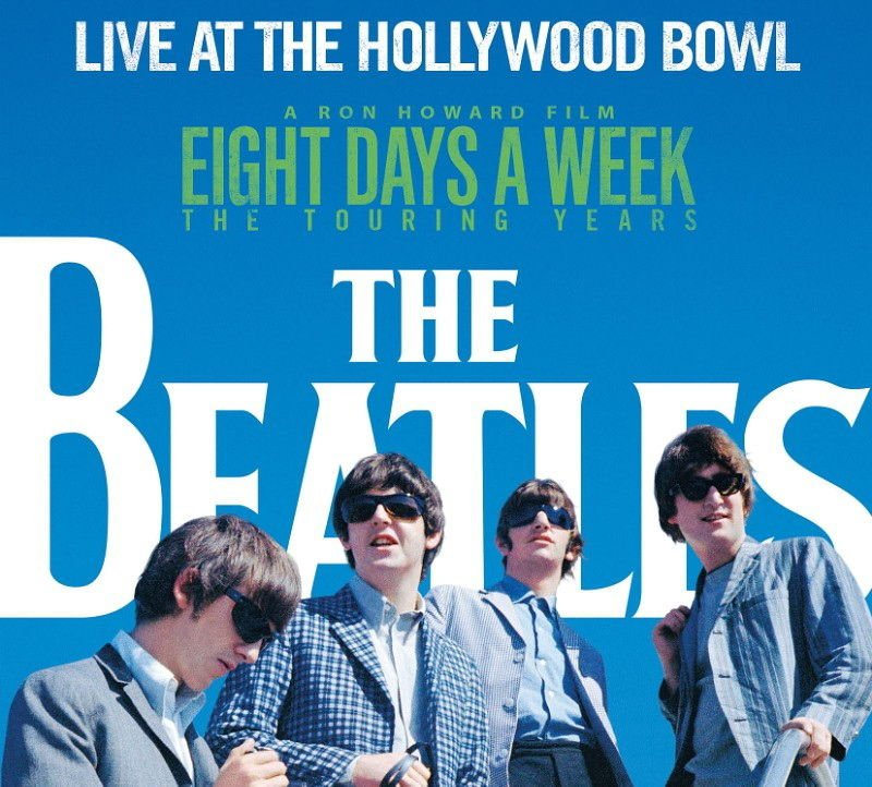 Le premier album live des Beatles remasterisé
