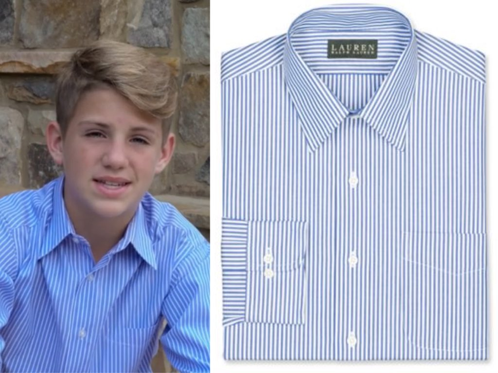 298b4aa4 ... http://m.macys.com/shop/product/lauren-ralph-lauren-non-iron-slim-fit- blue-bengal-stripe-dress-shirt?