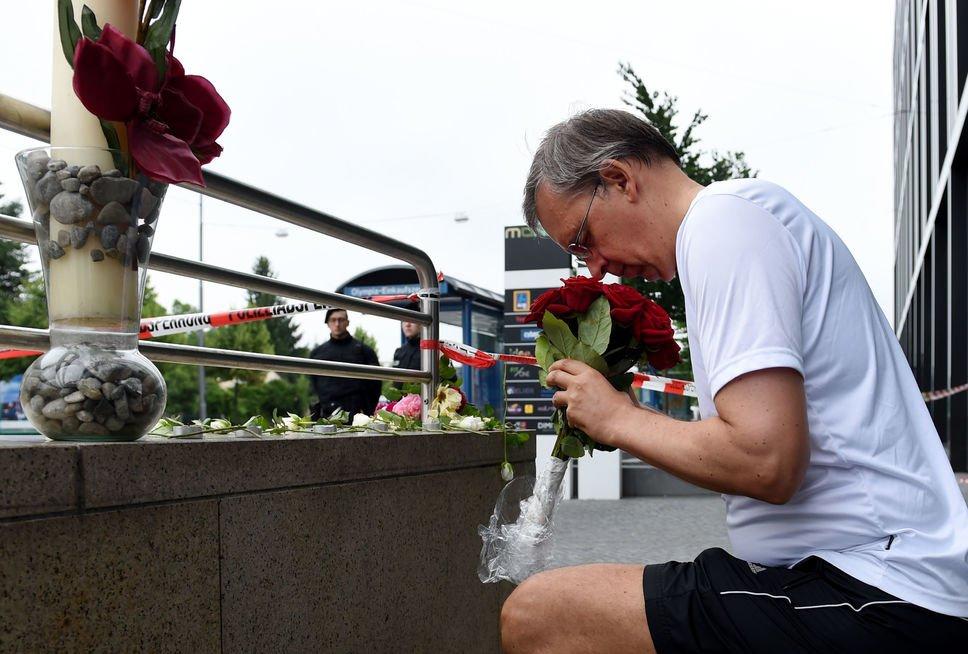 Fusillade de Munich: le tireur motivé par Anders Breivik, pas l'EI