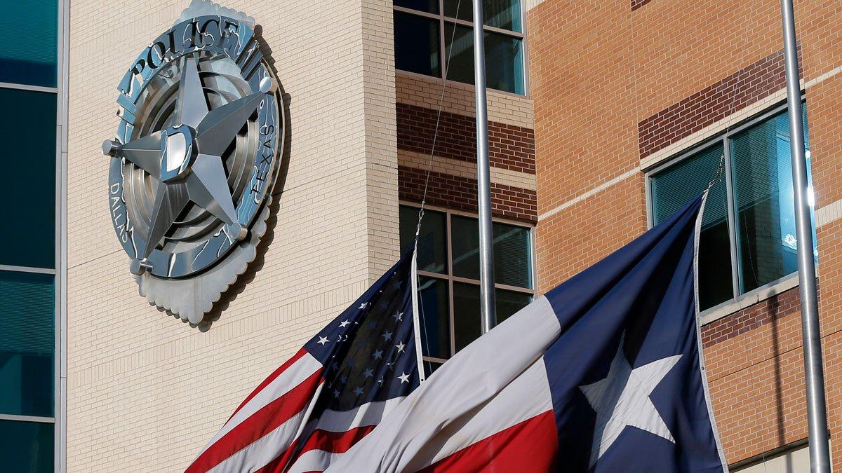 Dallas police job applications skyrocket since shootings