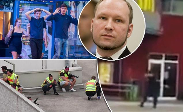 Teen Munich killer, who was fascinated by Norway sicko, may have lured victims to McDonald's