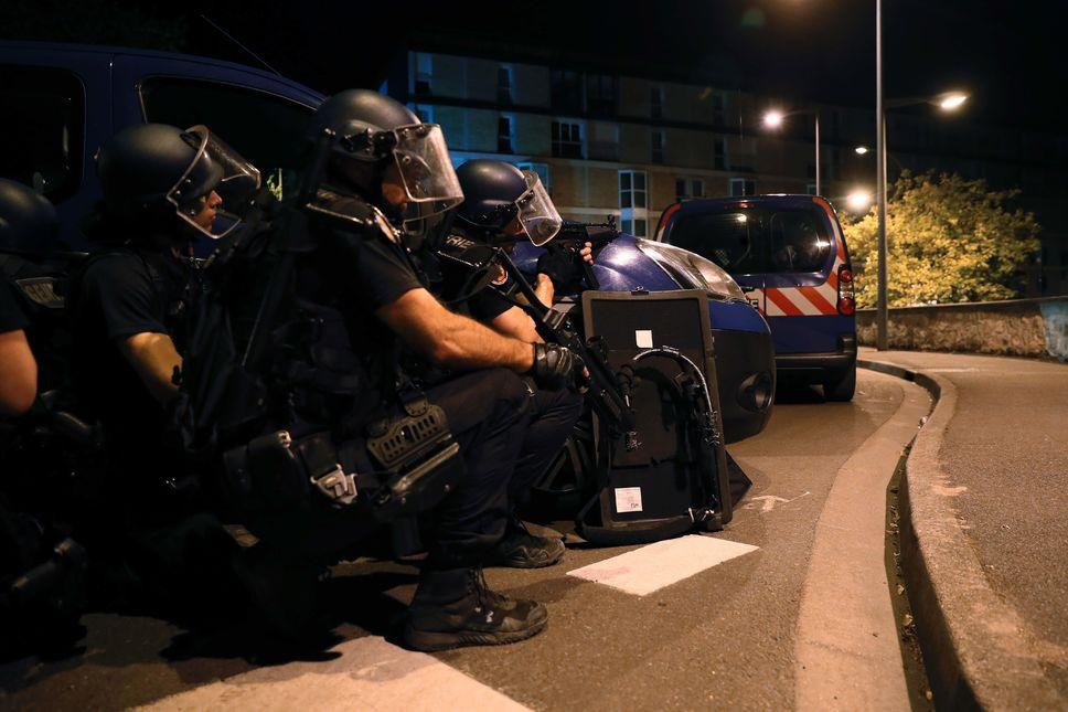 France: 10 arrestations après de nouvelles violences au nord de Paris