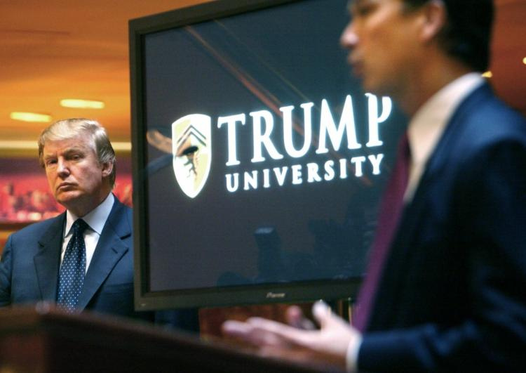 Federal judge attacked by Trump likely to allow Trump University lawsuit to continue