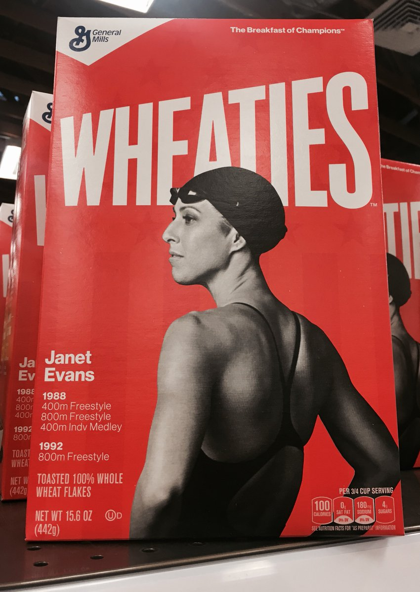 Just wonderful design on these wheaties boxes. Very @feltron https://t.co/HgAI7d7Acu