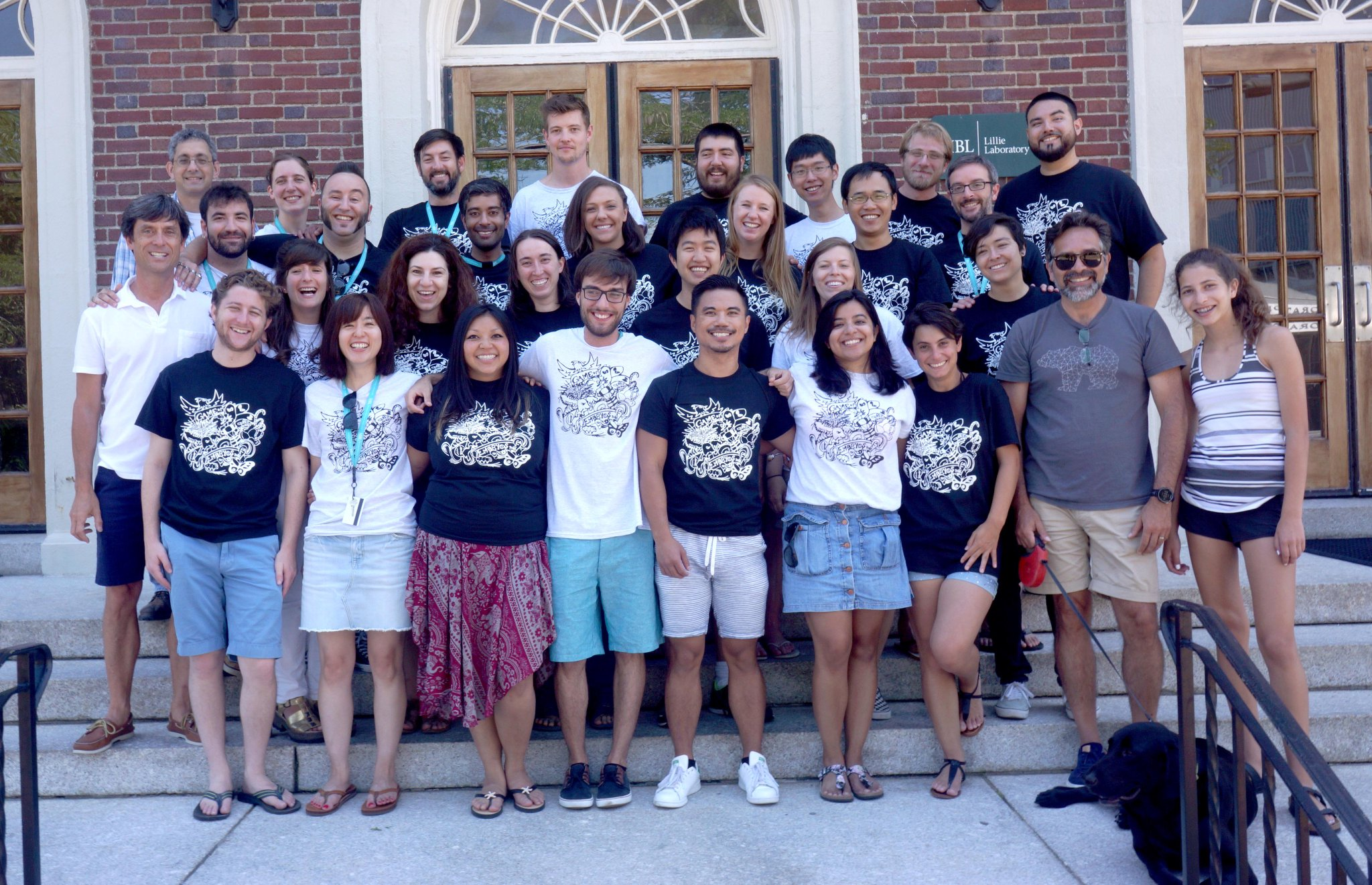 Unofficial @MBLScience #embryo2016 Class Photo. https://t.co/nYopotClW3