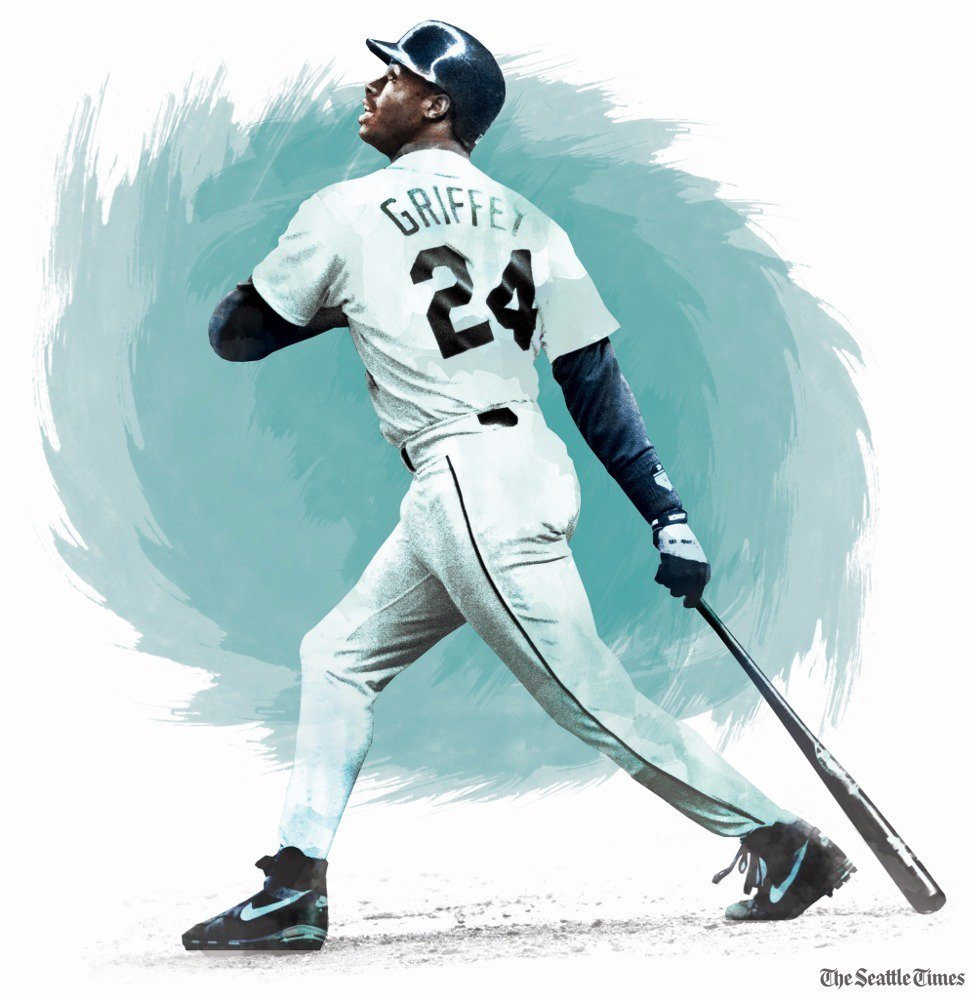 The jaw-dropping numbers behind Ken Griffey Jr.'s Hall of Fame career: JrHOF HOFWKND