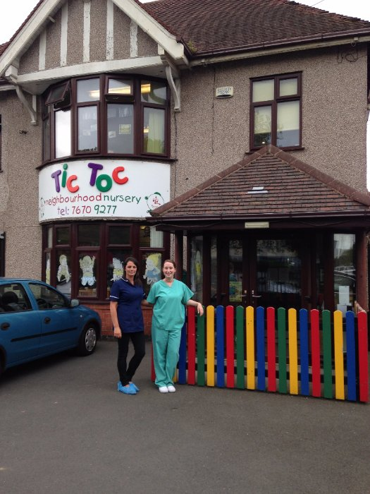 Nicola Lucy From Our Practice Visited The Children At Tictoc Nursery In Coventry To Teach Them About Healthpic Twitter Tkspqe1koi