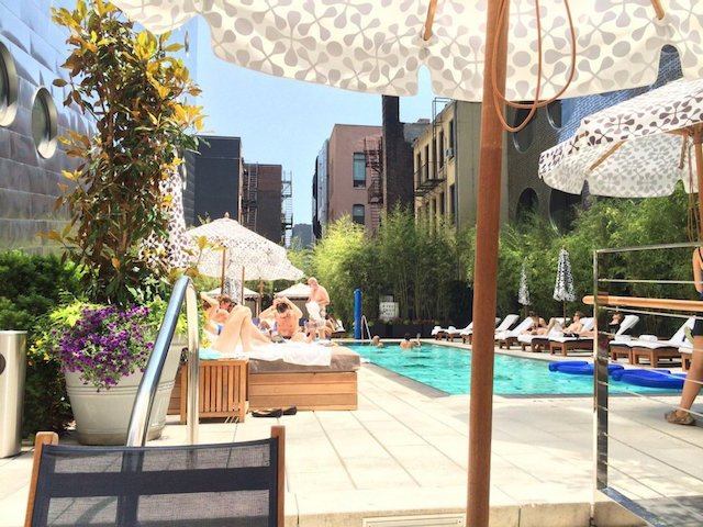 How To Get Into The Best Private Pools in NYC