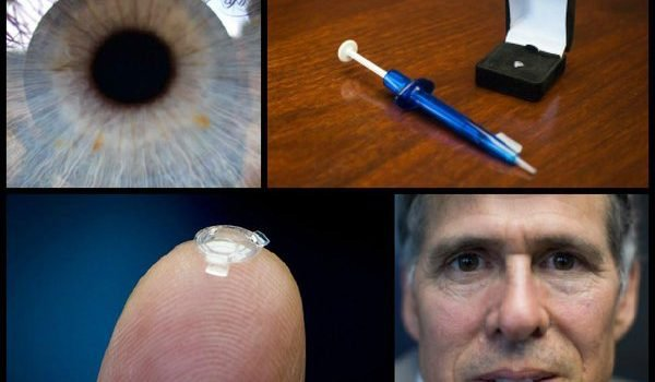 New Bionic Lens Promises Perfect Vision For Your Lifetime