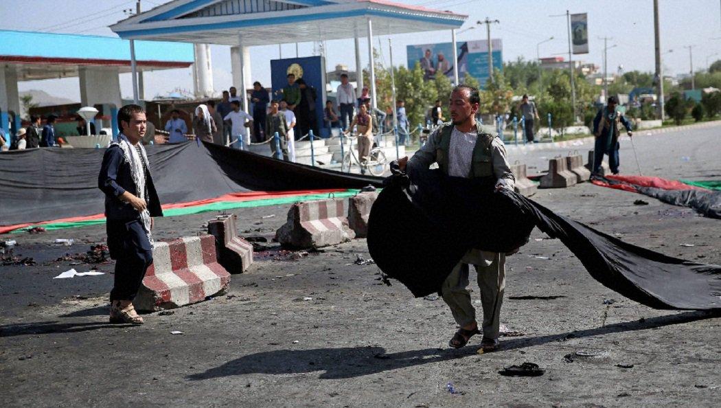 अफगानिस्तानमा राष्ट्रिय शोक