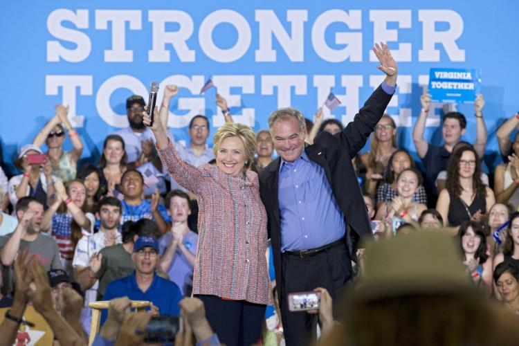 Pick of the litter: Why @HillaryClinton made a wise choice in Virginia's @TimKaine