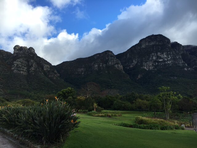 Quickly over our jet lag, we spent a glorious day @KirstenboschNBG in #CapeTown. 'Already an eyeful. https://t.co/gnjWWHtRjw