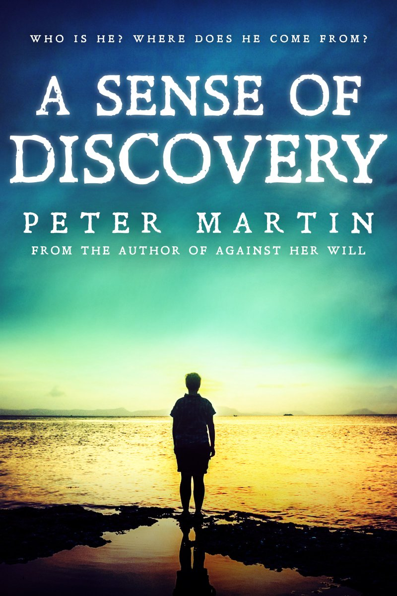 #NEW A SENSE OF DISCOVERY P MARTIN HE WONDERS WHAT WENT ON ALL THOSE YEARS AGO  http:// amzn.to/2afL3Zh  &nbsp;   #SUSPENSE<br>http://pic.twitter.com/feM7F2aHd6