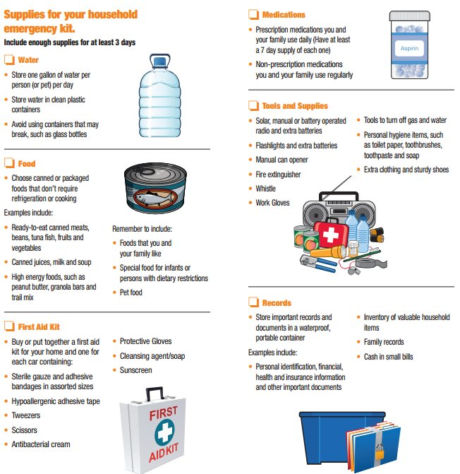 Do you have supplies packed for your emergency kit? Visit https://t.co/PyZAfvZgky #SandFire #SantaClarita https://t.co/8jz8mucJ9F