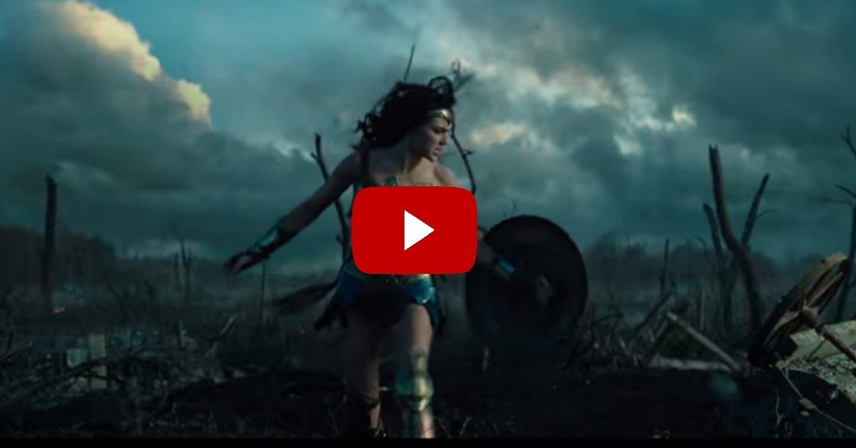 The first Wonder Woman trailer is here! (And it looks SO GOOD): https://t.co/RqZHd1IaWu https://t.co/gTQBvqr8qS
