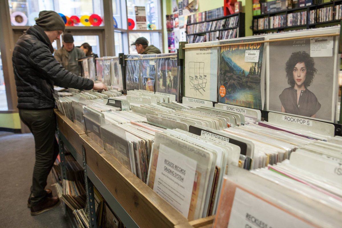 Our guide to the best record stores in Chicago.