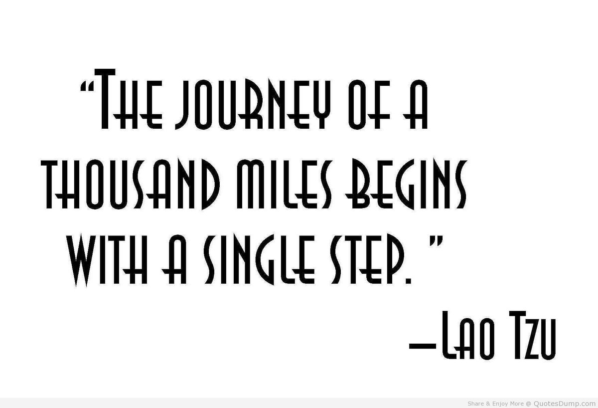 Steve Case On Twitter The Journey Of A Thousand Miles Begins With