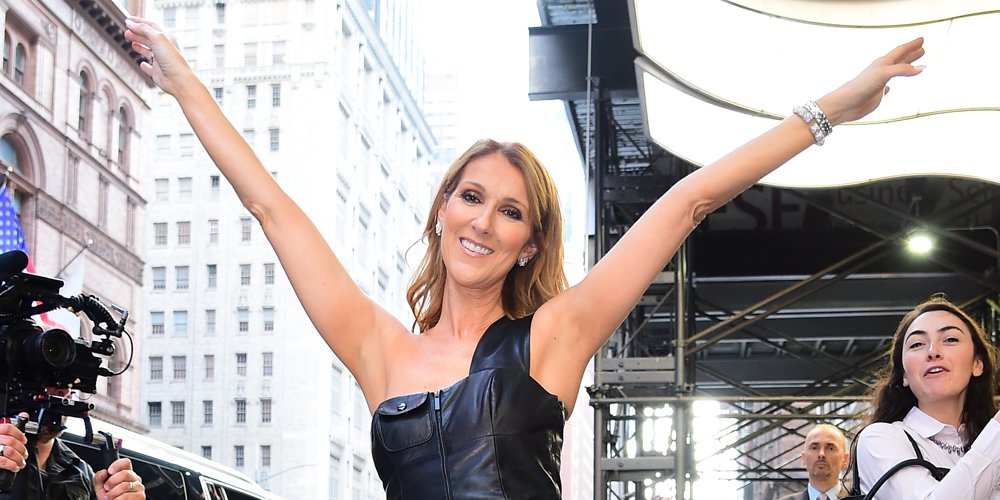 Celine Dion Just Wore 7 Outfits in Less Than 24 Hours: https://t.co/WBAF4FEyQa https://t.co/YFHUqvILvx
