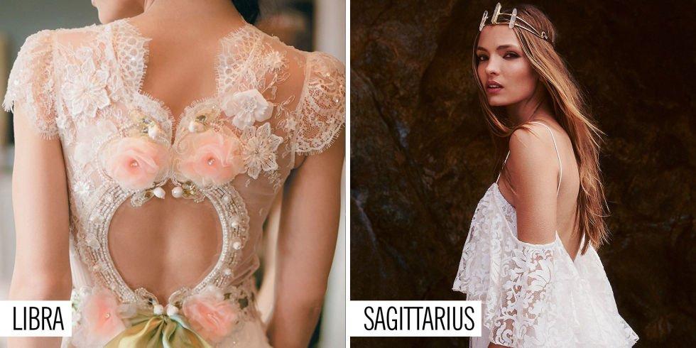 The best wedding dresses for your zodiac sign ♊️👰 https://t.co/DnpcSDvelL https://t.co/AKyj13XVBd