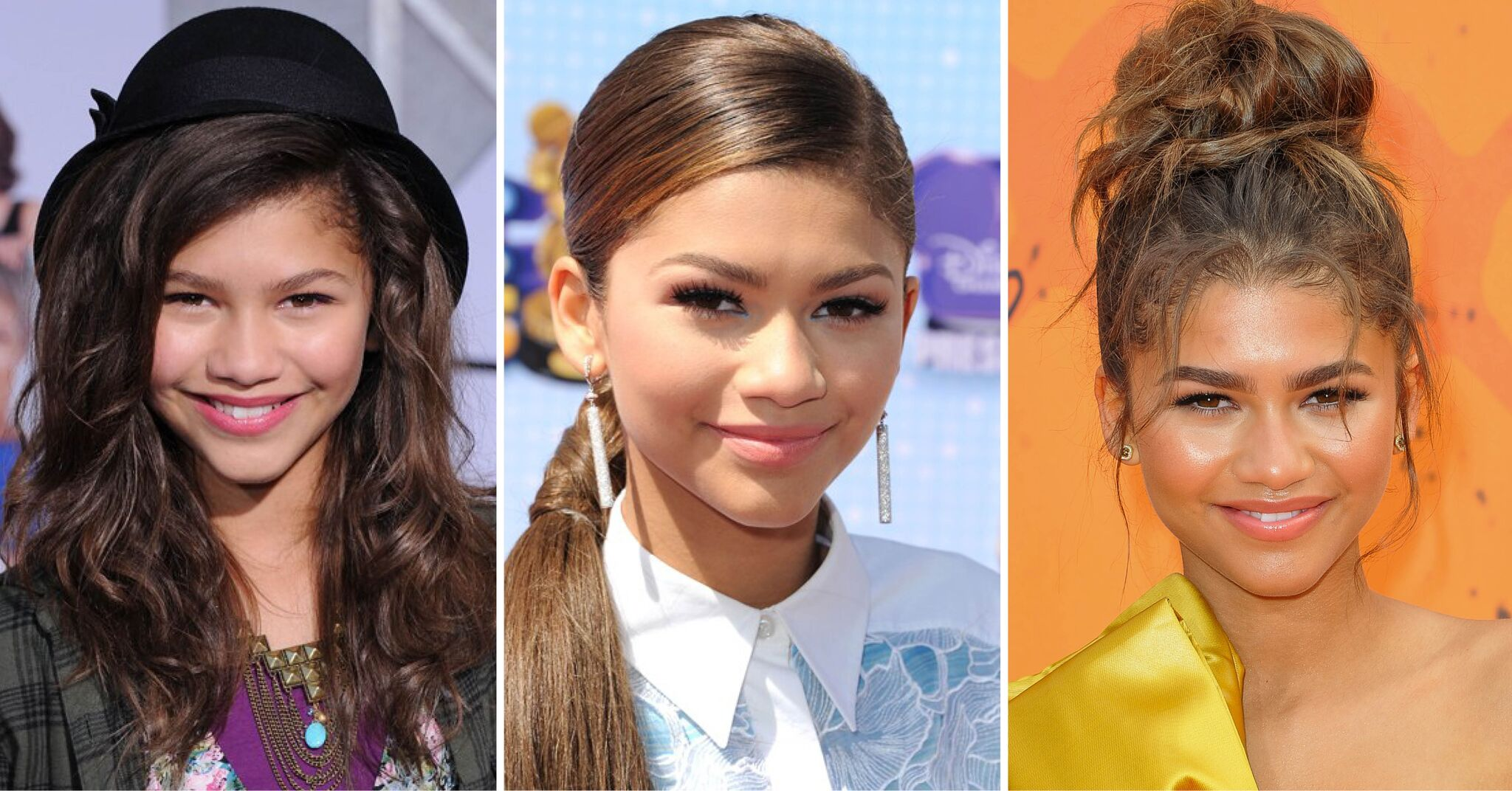 The beauty evolution of Zendaya Coleman: From adorable child star to red carpet hero https://t.co/f4OTsRuiRE https://t.co/V0Q02lR41N