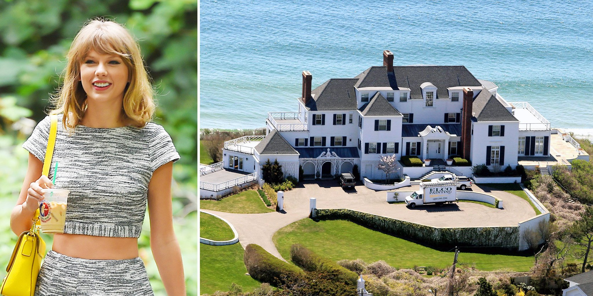 10 *Crazy* Things You Didn't Know About @TaylorSwift13's Rhode Island Mansion https://t.co/dpHBN3EG98 https://t.co/fgRkNImEJB