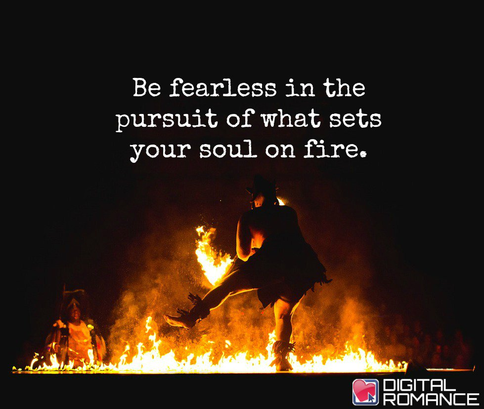 My Soul Is On Fire Quotes Quotes Of The Day