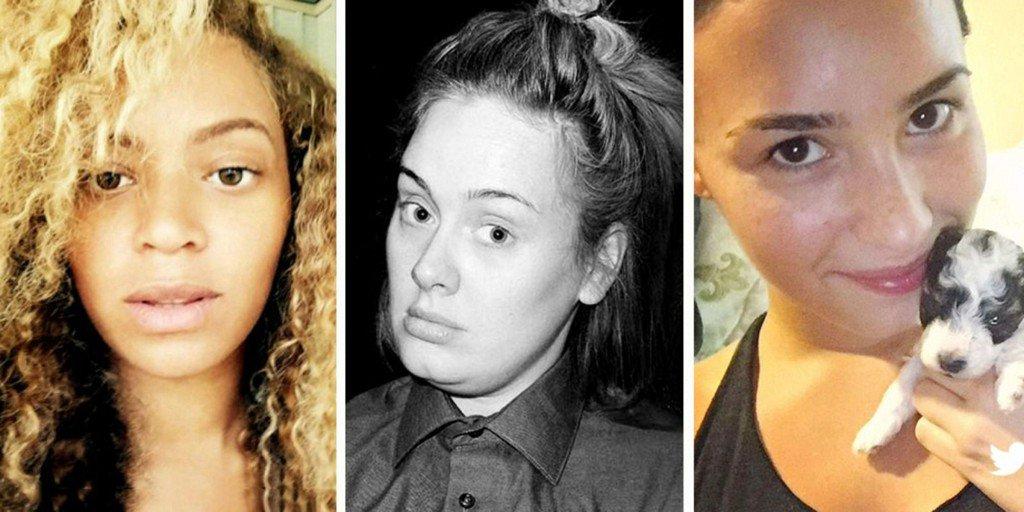 Behold: 183 Celebrities Without Makeup https://t.co/wMxG4ZrBfb https://t.co/xupJiv6vrT
