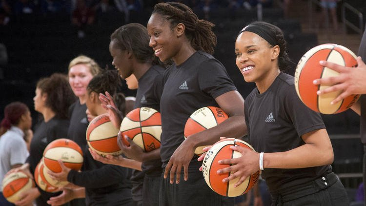 WNBA withdraws fines for player protests