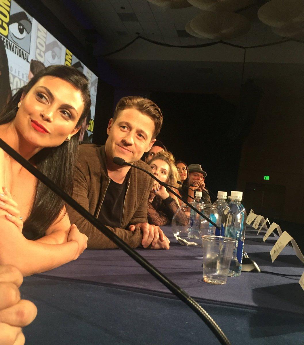 Panel time ! @Gotham SDCC2016