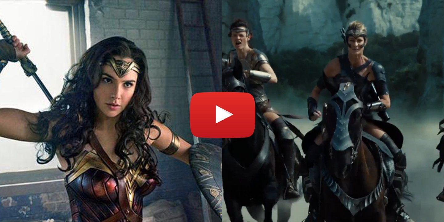 WATCH: The New 'Wonder Woman' Trailer is Here and It Looks AMAZING https://t.co/fKwqaUuSFm https://t.co/8vFPAKNumM