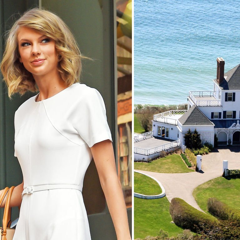 10 Things You Didn't Know About Taylor Swift's Rhode Island Mansion https://t.co/hqi4kCmWUM https://t.co/mMMp5J0FvE
