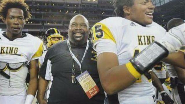 Loss of Detroit high school Coach Harvel, 57, felt statewide.